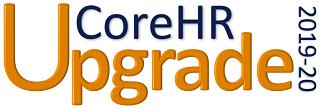 CoreHR Upgrade project logo