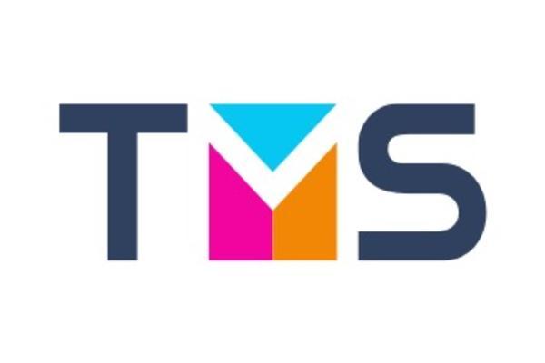 tms logo colour white background