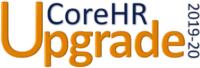 corehr upgrade project logo 2019 2020
